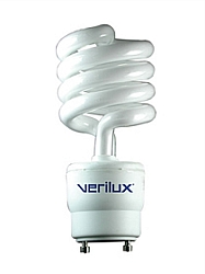 Verilux Cfs26gu24vlx 26 Watt Spiral Fluorescent Light Bulb