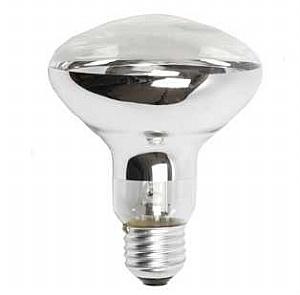 Aamsco Lighting Led 6w R30hybrid Dim 6w R30 2700k E26 Med Dimmable Hybrid Led Light Bulb