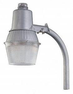 nuvo lighting 65 003r 65 003r 1 light 175w mercury vapor outdoor security lig. Black Bedroom Furniture Sets. Home Design Ideas