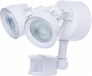 Nuvo Lighting 65 108 65 108 24w Led Dual Head Security