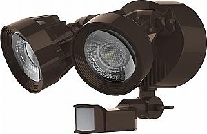 Nuvo Lighting 65 204 65 204 24w Dual Head Security Light