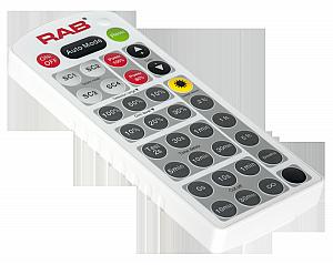rab lighting mvsrem swish remote control iqlighting