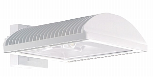 rab lighting wpled3t150nfxw d10 lpack wallpack flat